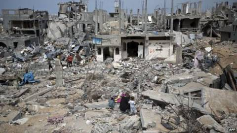 ΗΠΑ:  Σημαντική οικονομική βοήθεια για την ανοικοδόμηση της Γάζας