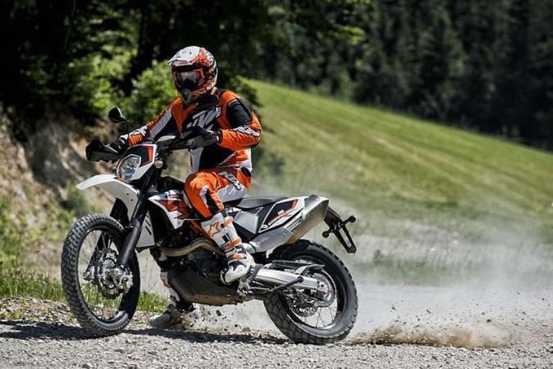 KTM:Δοκιμή όλων των Off Road μοντέλων στα Ελληνικά χώματα
