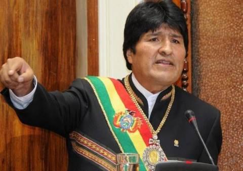 Βολιβία: Τη νίκη του στις προεδρικές εκλογές ανακοίνωσε ο Μοράλες