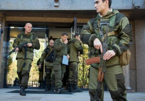 Η Ουκρανία επιβεβαιώνει την απόσυρση των ρωσικών στρατευμάτων από τα σύνορα