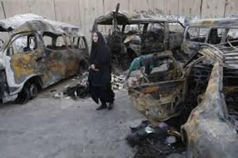 Βομβιστές αυτοκτονίας σκορπούν τον τρόμο στη Βαγδάτη