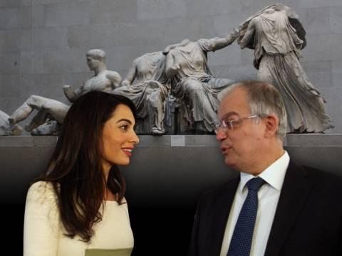 Τασούλας: Θα κάνουμε το παν για την επανένωση των Γλυπτών του Παρθενώνα