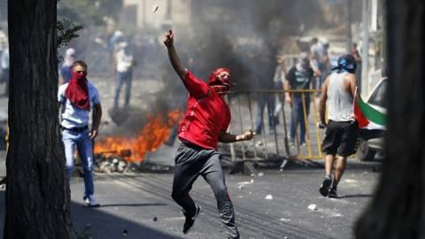 Ισραήλ: Συγκρούσεις μεταξύ αστυνομίας και Παλαιστινίων