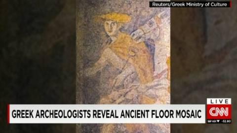 CNN για Αμφίπολη: «Η Ελλάδα ελπίζει να φέρει ανάσα στην οικονομία ο αρχαίος τάφος»