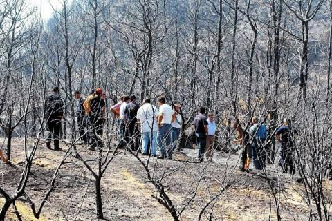 Ηλεία: Την ενοχή των κατηγούμενων πρότεινε ο εισαγγελέας για τις φωτιές