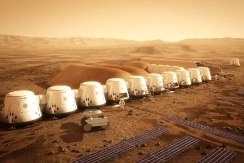 Οι πρώτοι αποικιστές του Άρη θα πεθάνουν μετά από 68 ημέρες!