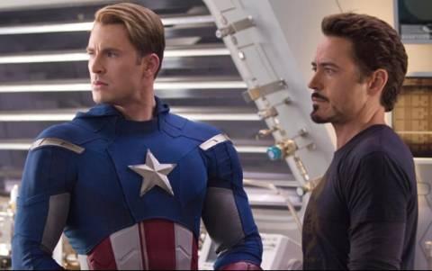 Ο Ρόμπερτ Ντάουνι Τζούνιορ φοράει και πάλι τη στολή του Iron Man