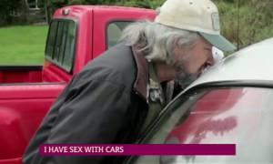Αυτός ο άνθρωπος έχει κάνει σεξ με πάνω από 700 αυτοκίνητα