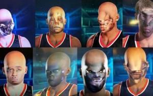 NBA 2k15: Τα ξεκαρδιστικά και εφιαλτικά αποτελέσματα του Face Scanning