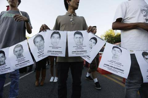 Μεξικό: Συνεχίζεται το θρίλερ με τους 43 αγνοούμενους φοιτητές