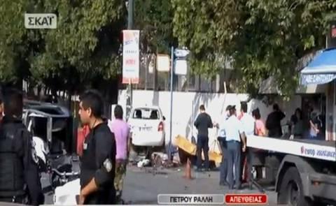 Συνελήφθη ο οδηγός που σκόρπισε τον θάνατο στην Πέτρου Ράλλη