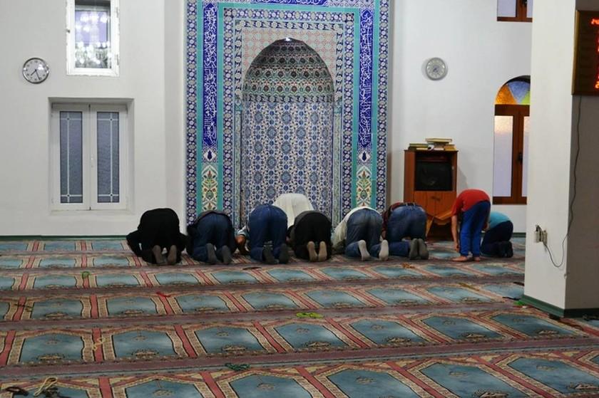 Σε τζαμί της περιοχής