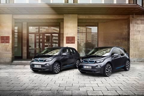 BMW i: Συνεργασία με τη Soho House