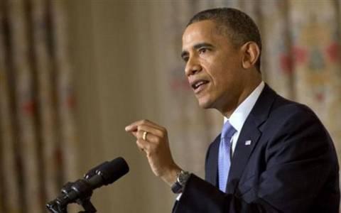 Ομπάμα: Πολύ μικρός ο κίνδυνος  εξάπλωσης του ιού Έμπολα