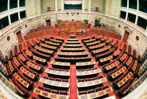 LIVE: Η συζήτηση στη Βουλή του νομοσχεδίου για το πολιτικό χρήμα