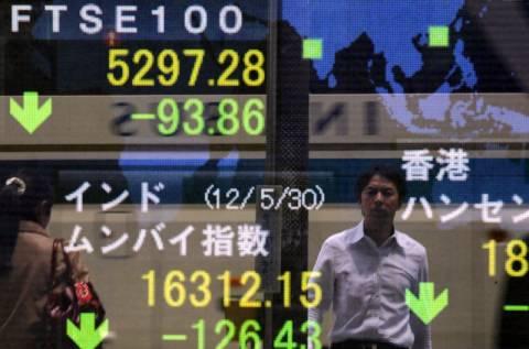 Με πτώση έκλεισε και το χρηματιστήριο του Τόκιο