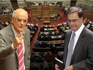 Κακλαμάνης σε Χαρδούβελη: Είστε φιλοξενούμενος σε αυτή τη Βουλή