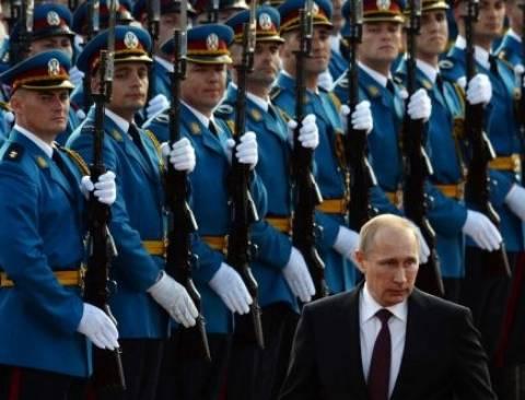 Σερβία: Αποθεώθηκε ο Πούτιν στο Βελιγράδι