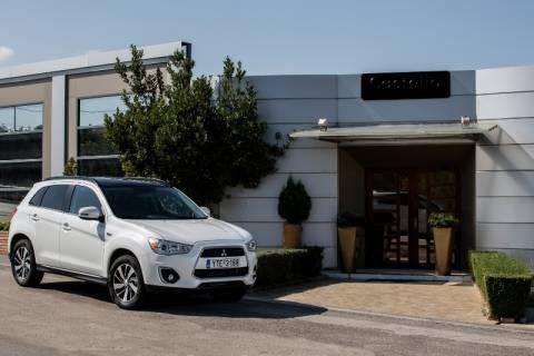 Mitsubishi: Νέο ASX 2015 η επιτυχία συνεχίζεται