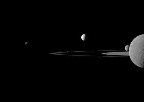 Ο δορυφόρος του Κρόνου, ο Μιμάς, μπορεί να διαθέτει υπόγειο ωκεανό!