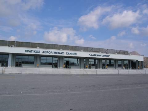 Στο «πόδι» τα Χανιά για την ιδιωτικοποίηση του αεροδρομίου