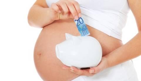 Επίδομα μητρότητας στις αυτοαπασχολούμενες του ΕΤΑΑ