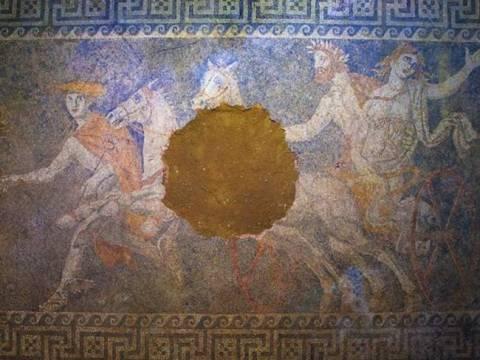 Αμφίπολη: Δείτε τη νέα τρισδιάστατη απεικόνιση του τάφου