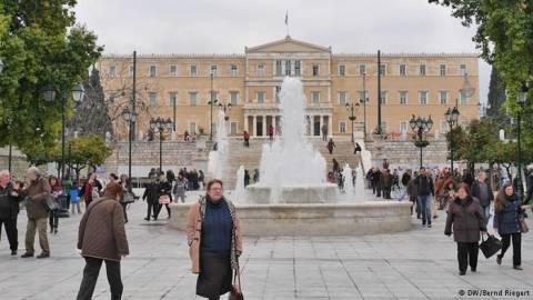 Frankfurter Allgemeine: «Ανησυχία» για την Ελλάδα
