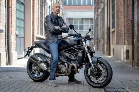 Ducati: Μία Monster για τον Master Chef