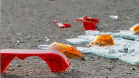 Τροχαίο δυστύχημα στην παλαιά εθνική οδό Αθηνών - Κορίνθου