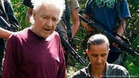 Φιλιππίνες: Οι ισλαμιστές απελευθέρωσαν τους δύο Γερμανούς ομήρους