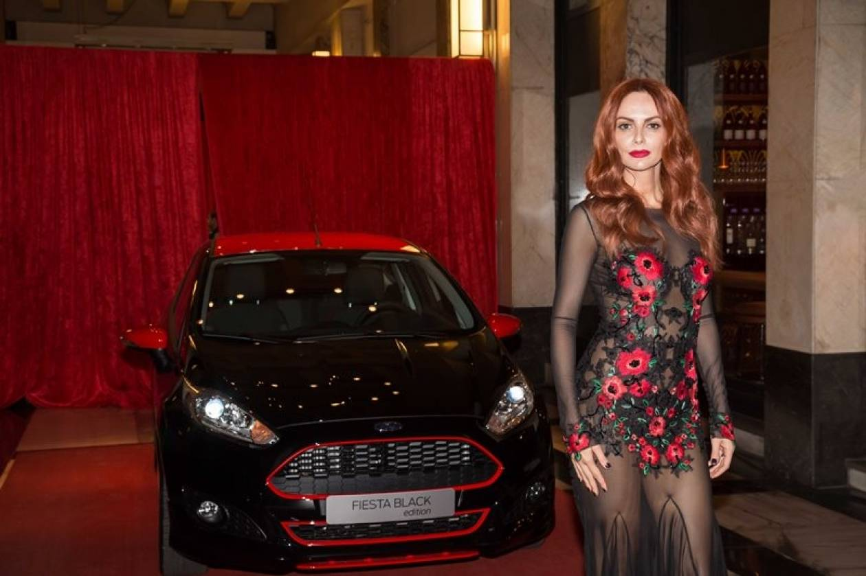 Ford: Νέα Fiesta Red Edition και Black Edition
