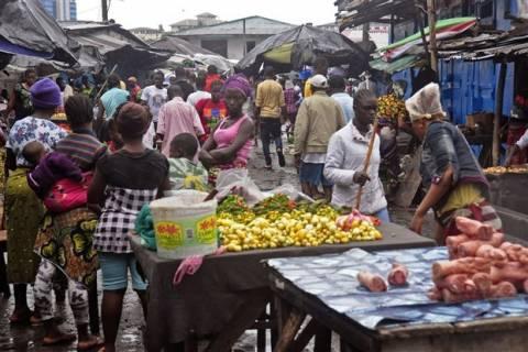 Έμπολα: Αυξήθηκαν οι τιμές των τροφίμων στην Αφρική