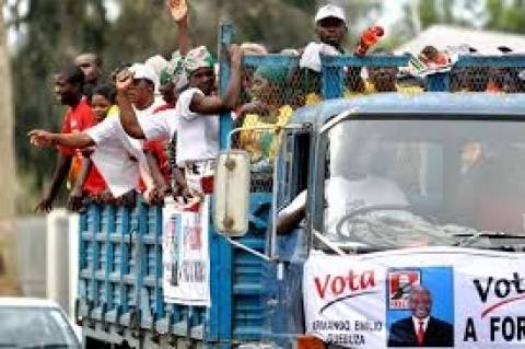 Μοζαμβίκη: Εμπιστοσύνη στους ουδέτερους παρατηρητές