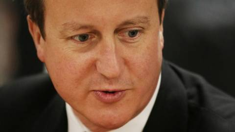 Cameron calls on EU to double Ebola funding