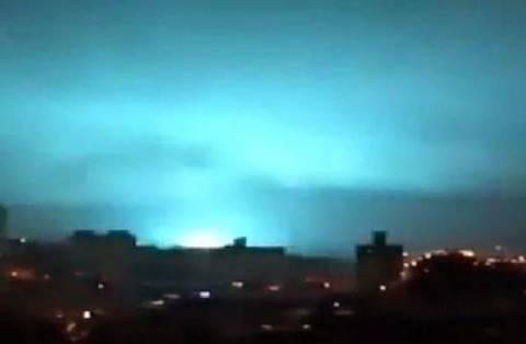 Βραζιλία: UFO (;) έκανε τη νύχτα… μέρα! (vid)
