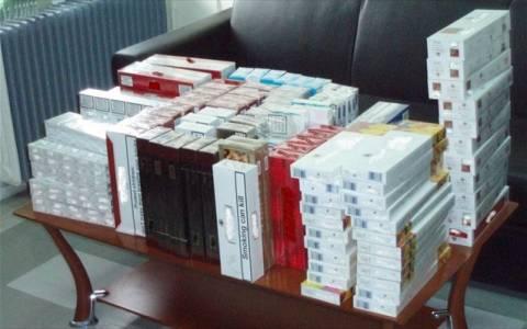 Κρήτη: Λαθρεμπόριο τσιγάρων στο Ρέθυμνο