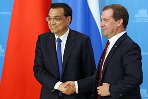 Αριθμός – μαμούθ συμφωνιών ανάμεσα σε Ρωσία και Κίνα