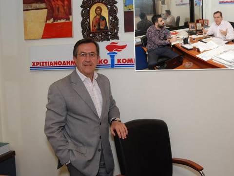 Νικολόπουλος: Δεν ψηφίζω Πρόεδρο Δημοκρατίας ακόμα και αν είναι ο Καραμανλής