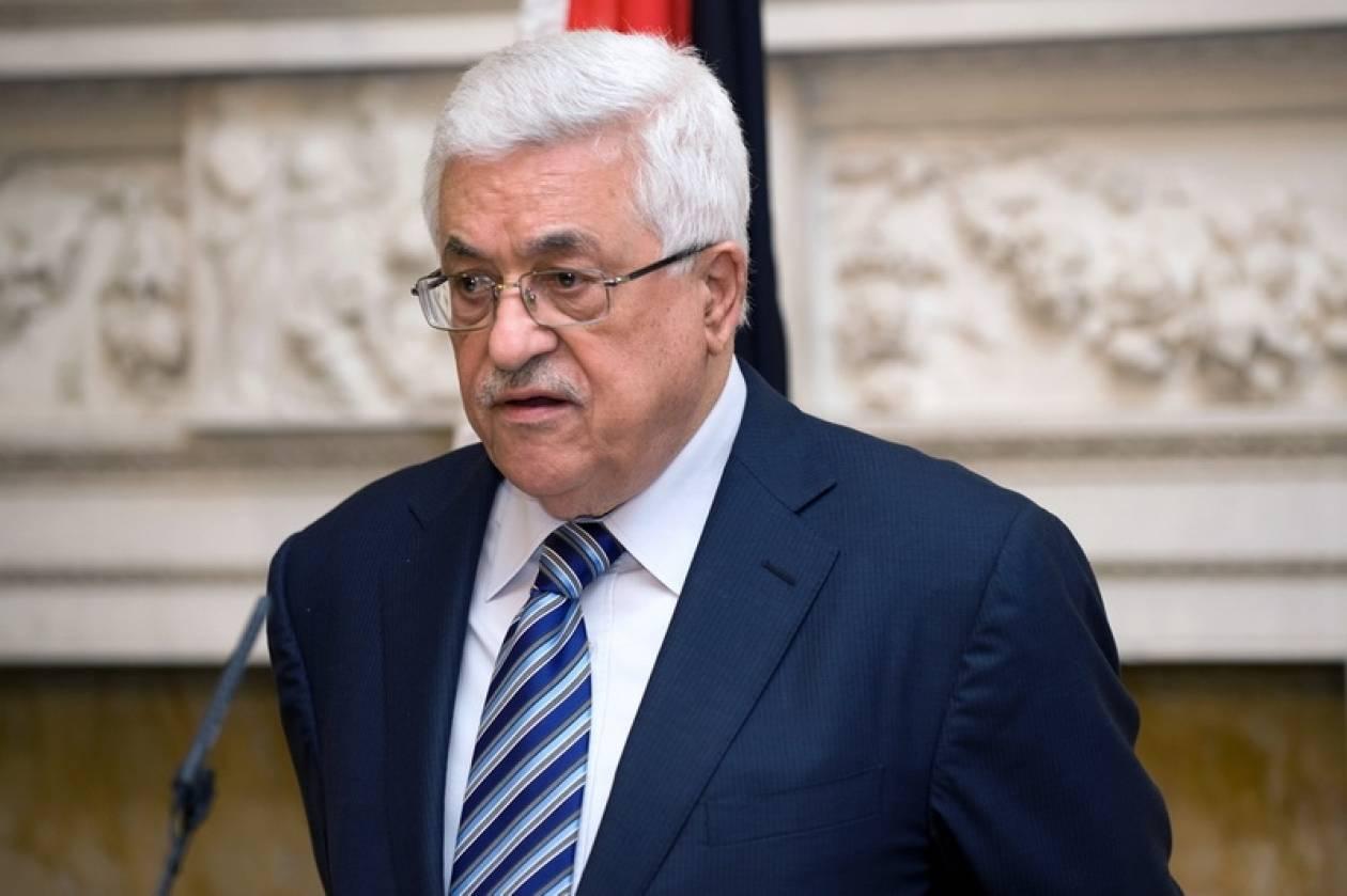 Ο Αμπάς κάλεσε τους Παλαιστίνιους να προασπίσουν τα τζαμιά της Ιερουσαλήμ