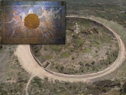 Αμφίπολη: «Βλέπουν» νέο ψηφιδωτό που θα δείχνει τον ένοικο του τάφου