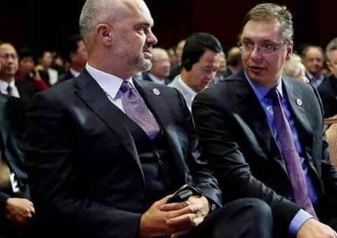 Αναβλήθηκε η επίσκεψη του Αλβανού πρωθυπουργού στο Βελιγράδι