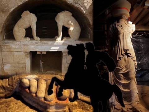 O Mέγας Αλέξανδρος, η μοναδική αλήθεια για το μνημείο και οι εικασίες…