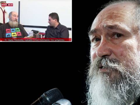 Τζίμης Πανούσης: «Το μνημόνιο είναι δοσιλογισμός!» (vid)