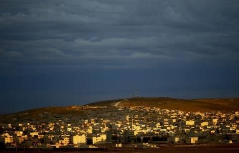 Μεγάλες ποσότητες πυρομαχικών και όπλων έφθασαν στο Κομπάνι
