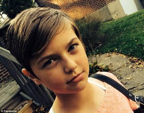 Δώρισε τα μαλλιά της σε καρκινοπαθείς και έπεσε θύμα εκφοβισμού (pics)