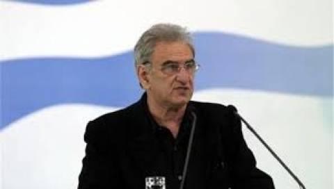 Σπ. Λυκούδης: Παρουσιάζει το κόμμα του