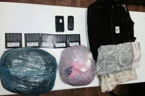 Κάλυμνος:  Σύλληψη 46χρονης με 3 κιλά κάνναβης