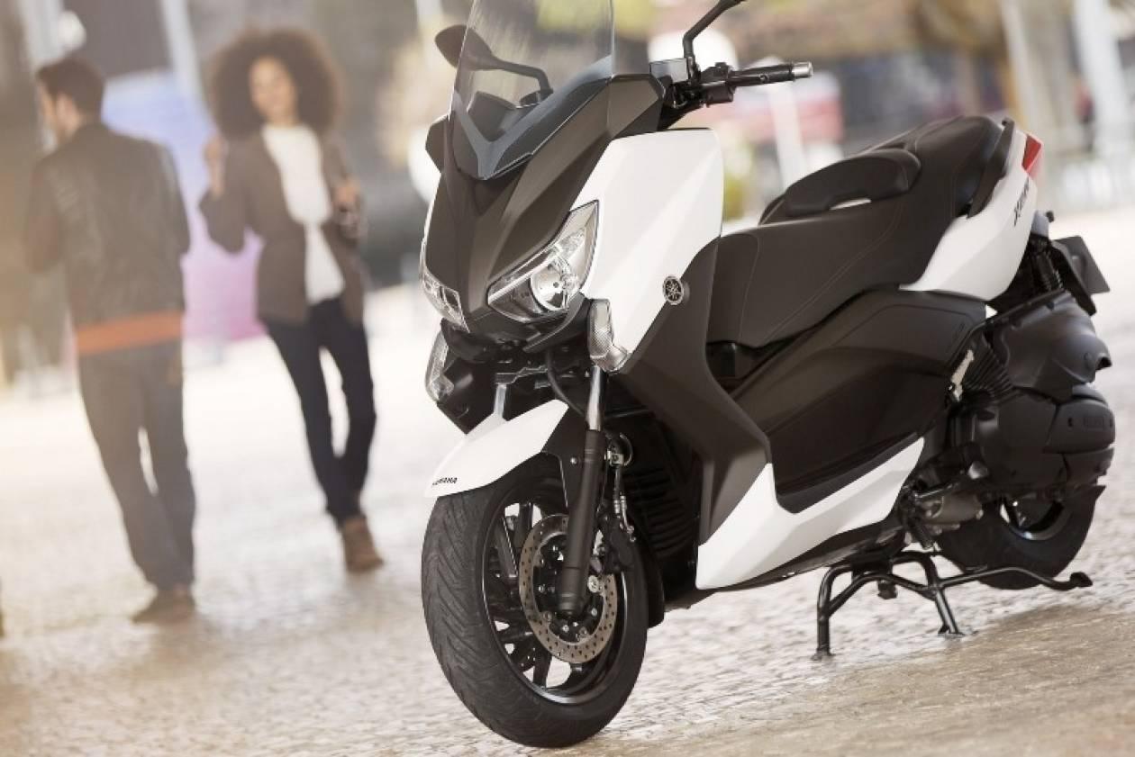 Yamaha: X-Max 400 Οδηγική απόλαυση στο Maximum