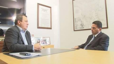 Συνέντευξη Στυλιανίδη την Τρίτη 21 Οκτωβρίου στο Newsbomb